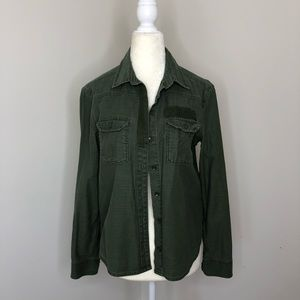 BDG- Military Button-up